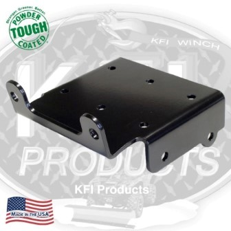 KFI WINCH MOUNT SUZUKI KING QUADS 450-750 07-12
