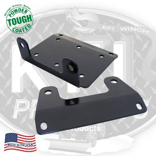 KFI WINCH MOUNT for ARCTIC CAT 350/366/400/425/450 '08- '13