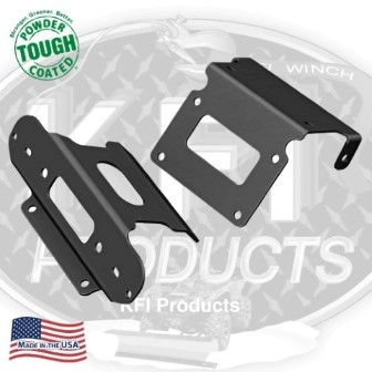 KFI WINCH MOUNT for HONDA RANCHER  420 4x4 '07- '13