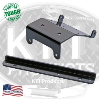 KFI WINCH MOUNT for TRX500 HONDA FOREMAN (2012-2013)