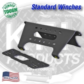WINCH MOUNT POLARIS RANGER 900 XP STANDARD