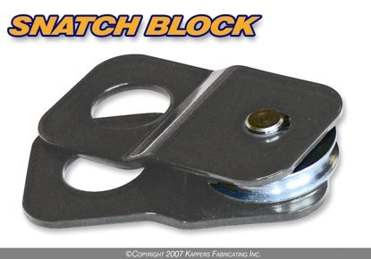KFI SNATCH BLOCK w/ 8000LB RATING