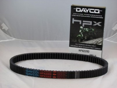 BELT DAYCO HEAVY DUTY POLARIS - ALL NON-EBS