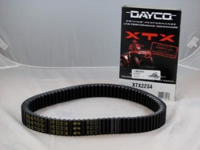 BELT DAYCO XTX ARC CAT700/1000 SUZ 700/750