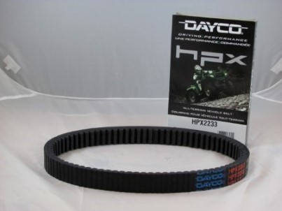 BELT DAYCO HEAVY DUTY 600/660 GRIZZLY 660 RHINO