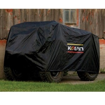 ATV COVER XXL KOLPIN BLACK