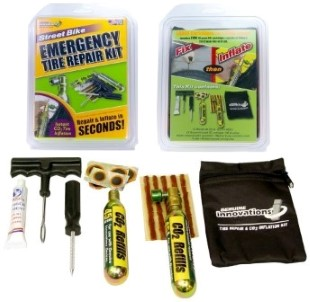 TIRE REPAIR & INFLATION KIT PREMIUM