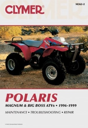 REPAIR MANUAL POLARIS magnum 425
