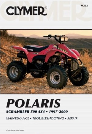 REPAIR MANUAL POLARIS 500 scrambler