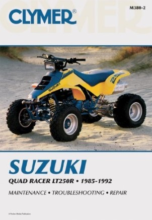 REPAIR MANUAL  LT 250R 85-88 QUAD RACER