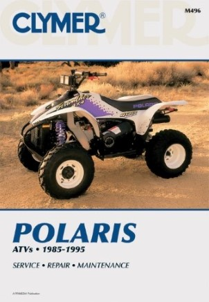 REPAIR MANUAL POLARIS 85-95 ALL 3 4 & 6 WHEELER