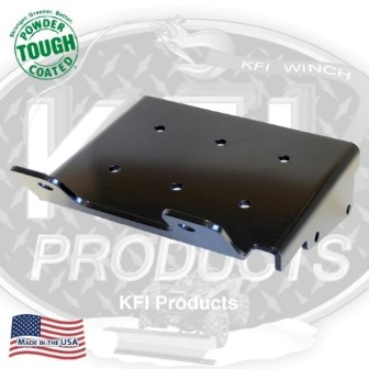 KFI WINCH MOUNT for SUZUKI KING QUAD 400