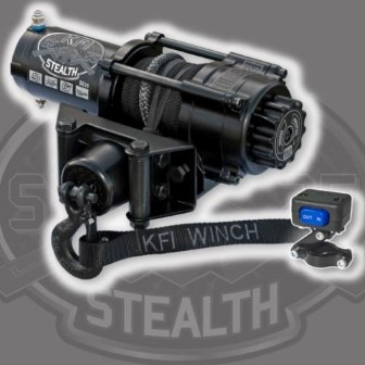 KFI ATV WINCH KIT STEALTH 2500