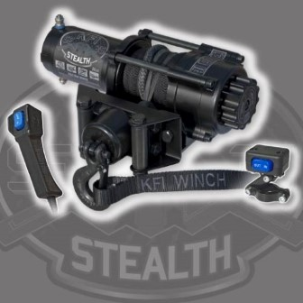 KFI ATV WINCH KIT STEALTH 3500