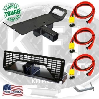 KFI MULTI MOUNT KIT POLARIS RANGER models ('02- '09)