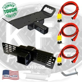 KFI MULTI MOUNT KIT for POLARIS FULLSIZE RANGER 09-13