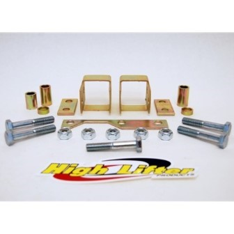 LIFT KIT 250 RECON 2X4 97-06