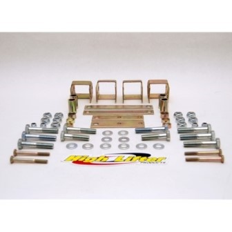LIFT KIT 400 EIGER 02-07