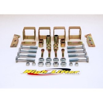 LIFT KIT 700 GRIZZLY 07 660 GRIZZLY 02-07