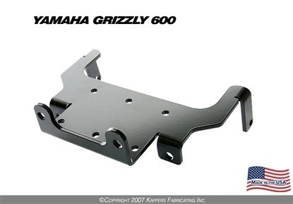 KFI WINCH MOUNT for YAMAHA GRIZZLY 600 '98- '01