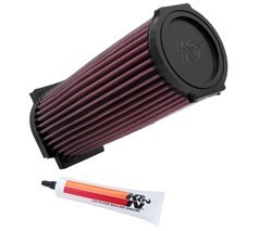 AIR FILTER K&N YAMAHA 350FX99-00 350X92-00 600