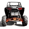HMF Racing 035506606671 Full Exhaust System Polaris RZR XP 1000 2014