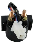 STARTER SOLENOID FOR MOST YAMAHA APPLICATIONS (PLEASE SEE ENTIRE LIST OF APPLICATIONS IN ITEM DESCRIPTION BEFORE PURCHASE)
