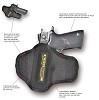 The Armadillo - Semi-Automatic Pistol Conceal Carry Series Full Size 4