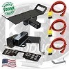 KFI MULTI MOUNT KIT for POLARIS MIDSIZE RANGER 10-13