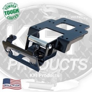 WINCH MOUNT POLARIS RZR 900XP