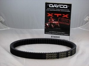 BELT DAYCO XTX 700 GRIZZLY / RHINO