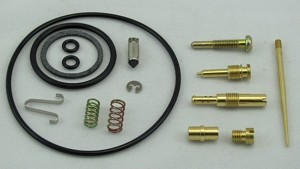 Carburetor Repair Kit 03-010 Honda TRX200SX Fourtrax 1986, 1987, 1988