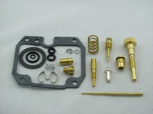 Carburetor Repair Kit 03-302 Yamaha YFM250 Moto 4 1989, 1990, 1991