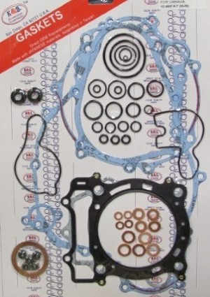 TOPEND GASKET KIT YFZ450