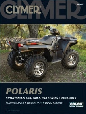 REPAIR MANUAL POLARIS SPTS 600 700 800