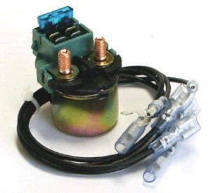 UNIVERSAL SOLENOID WITH FUSE