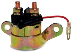 STARTER SOLENOID FOR POLARIS 250-500 ALL MODELS FROM 1990 to 2009