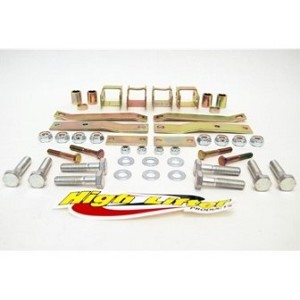 LIFT KIT 650 VTWIN 03-07 500I 05-07 700EFI 06-07