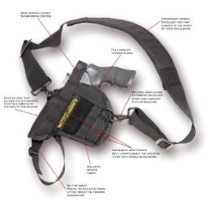 "The Yukon - Versa-Holster Revolver Series 4"" Medium Frame Revolver"