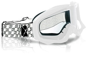 CKX YH-18 White (Summer Clear Lens)
