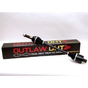 Outlaw DHT Axle for CAN-AM OUTLANDER/RENEGADE Front Right