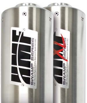 HMF Racing 011213606071 Slip-On Swamp XL Exhaust Arctic Cat 500i 4x4(IRS ONLY) 02-03